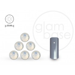Crystals Opal White 2.0 mm