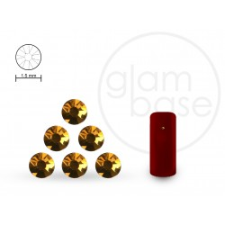 Crystals Gold 1.5 mm