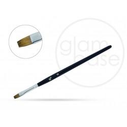 Superior Kolinsky Gel-Pinsel flach Grösse 6