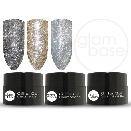 "Glitter Gel Set ""Gala-Night"""