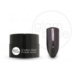 Color Gel Purple Syrup