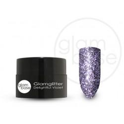 Glam Glitter Gel Delightful Violet