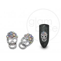 Chrome Crystal Skulls