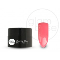 Color Gel Sheer Peach -5ml-