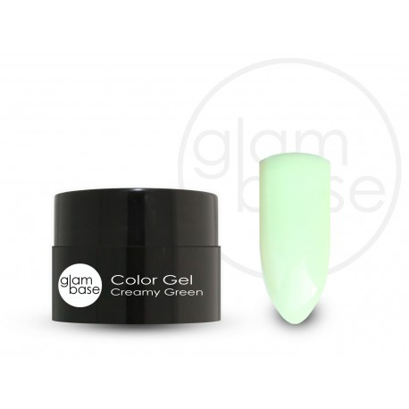 Color Gel Creamy Green -5ml-