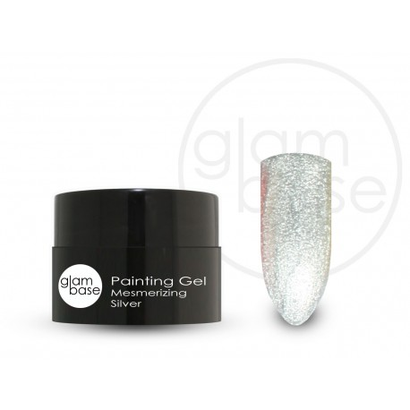 Painting Gel Mesmerizing Silver -5ml-