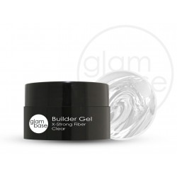 Builder Gel X-Strong Fiber Clear -15ml-