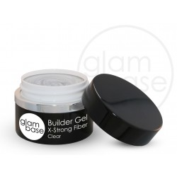 Builder Gel X-Strong Fiber Clear -30ml-