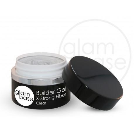 Builder Gel X-Strong Fiber Clear -50ml-