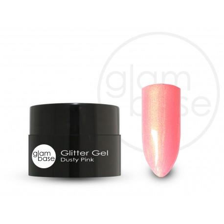 Glitter Gel Dusty Pink -5ml-