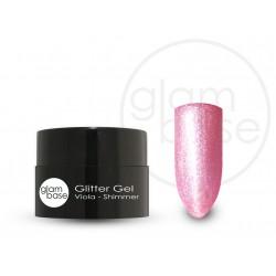 Glitter Gel Viola - Shimmer -5ml-