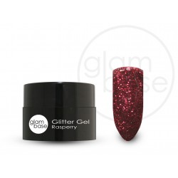 Glitter Gel Rasperry 5ml-