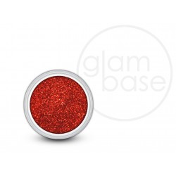 Glitter Cherry Red