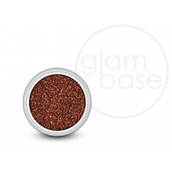 Glitter Dark Copper