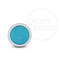Glitter Aqua-Blue Chameleon