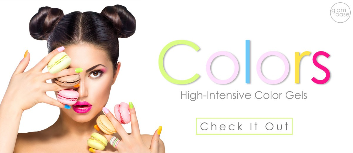 Hochintensive Color Gele